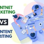 Guide to Know the Difference Between Content Writing and Content Marketing